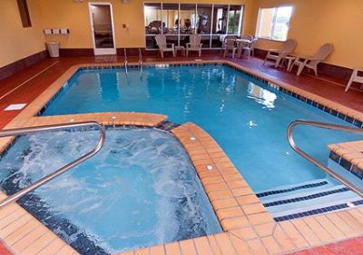 Indoor Swimming Pool & Hot Tub 6 of 14