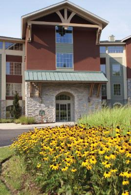 Image of Holiday Inn Club Vacations at Lake Geneva Resort