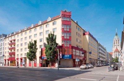 Hotels Near M Ef Bf Bdnchen Hauptbahnhof