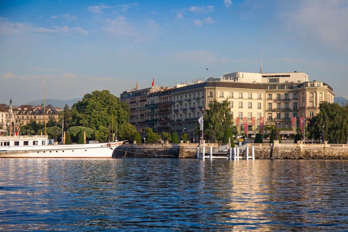 Image of Beau Rivage Geneva