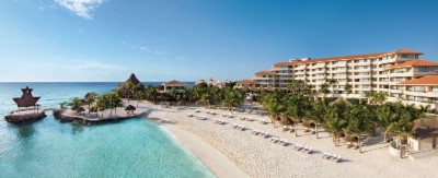 Dreams Puerto Aventuras Resort & Spa All Inclusive Dreams Puerto Aventuras Landscape