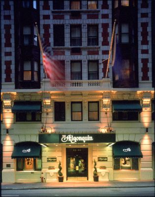 Image of Algonquin Hotel Autograph Collection
