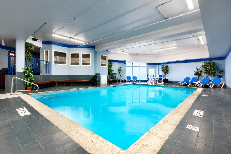 Indoor Salt Water Heated Pool 7 of 20