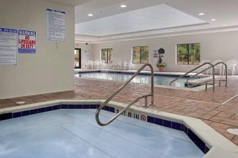 Indoor Heated Pool 7 of 11