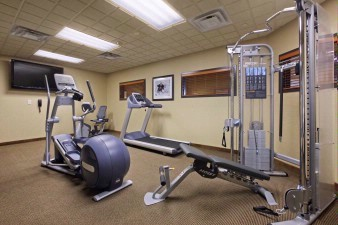 On-Site Fitness Center 8 of 11