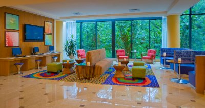 Unwind In Our Lobby Living Room Overlooking The Aquatic Preserve 8 of 11