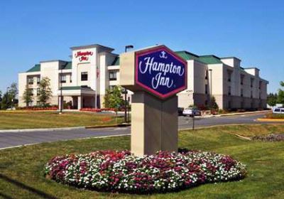 Hampton Inn Princeton Welcome Home!