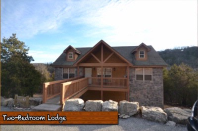 One Of Our 2-Bedroom Lodges 9 of 9