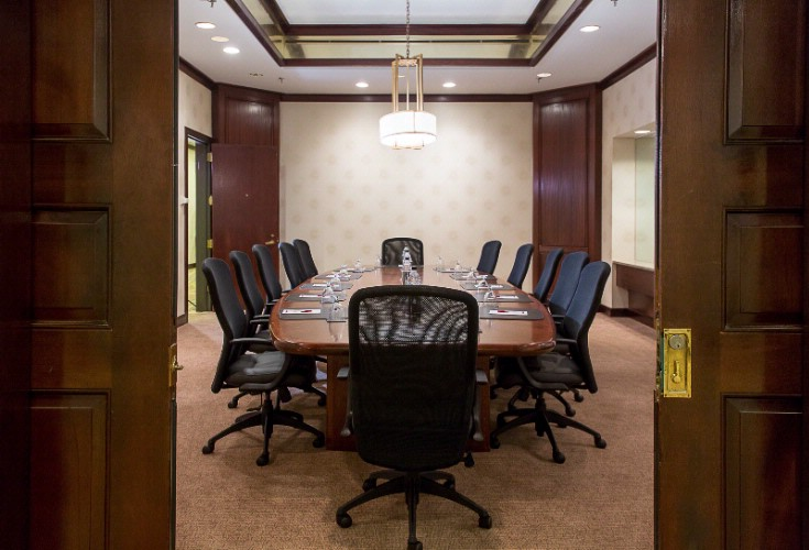 Executive Boardroom 9 of 12