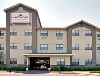 Hawthorn Suites by Wyndham Killeen Ft. Hood 1 of 8
