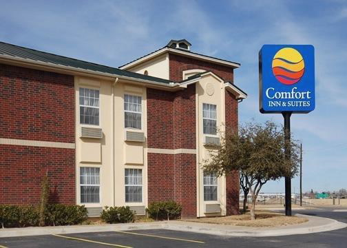 Comfort Inn & Suites Lubbock 1 of 7