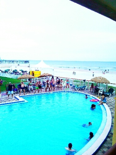 Pool View Of Beach & Ocean Deck Restaurant 24 of 29
