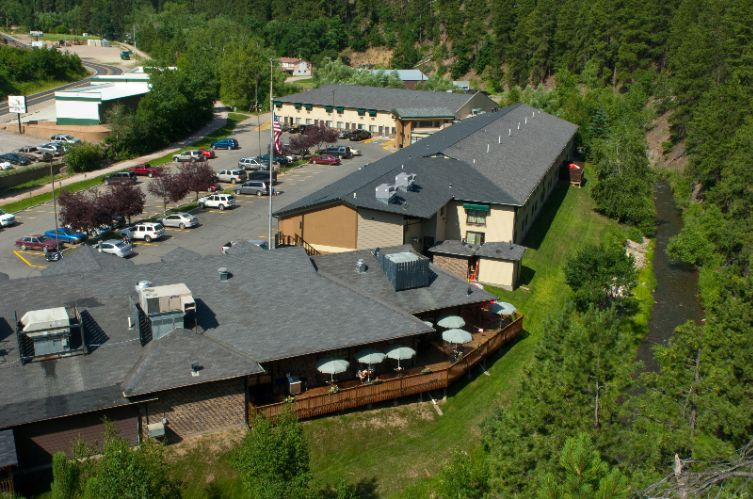 Aerial View Of Deadwood Gulch Gaming Resort 3 of 31
