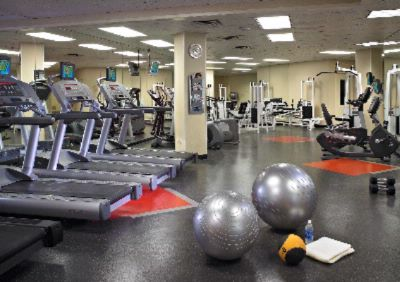 Fitness Center And Saunas 7 of 15