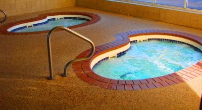 Two Jacuzzi Tubs In Pool Area 13 of 20