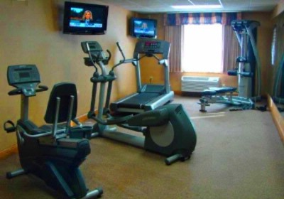 New Exercise Equipment In October 2010 9 of 20