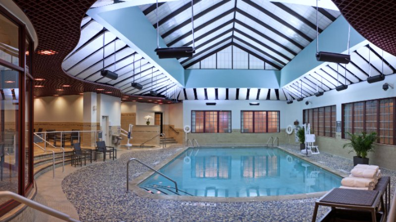 24-Hour Indoor Swimming Pool 13 of 16