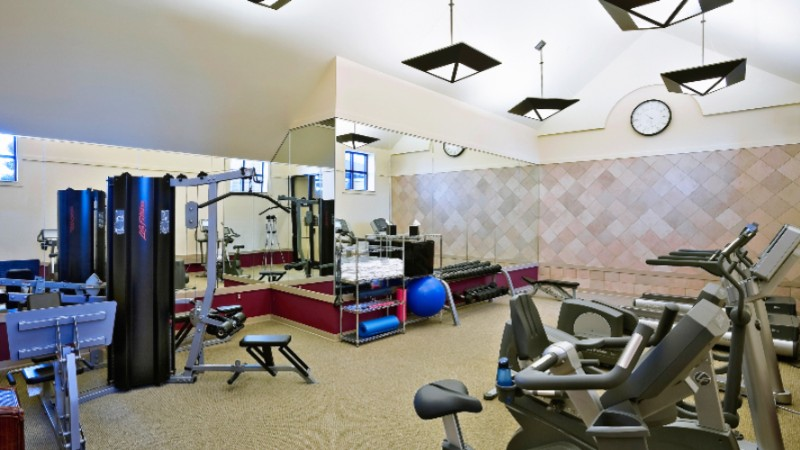 24-Hour Fitness Center 15 of 16