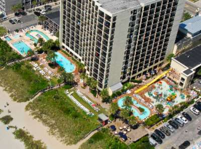 Aerial View From Ocean 3 of 27
