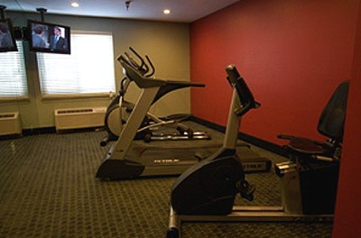 Fitness Room With Plasma Tv 8 of 8