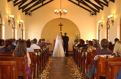 Weddings At Our Romantic Chapel 15 of 15