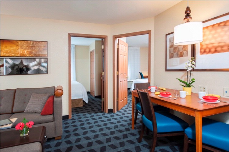 Towneplace Suites Keystone at the Crossings