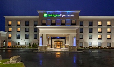 Image of Holiday Inn Express & Suites Malone