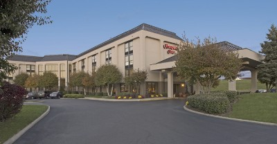 Hampton Inn by Hilton Indianapolis Ne Castleton