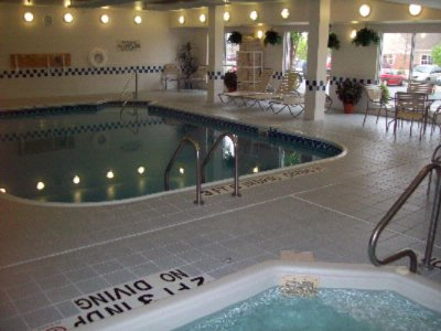 Heated Indoor Pool & Spa 5 of 7