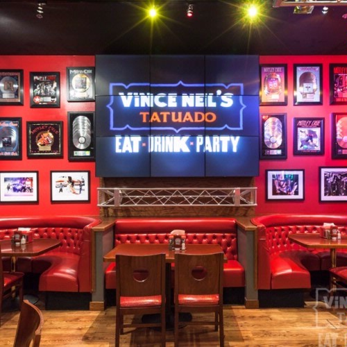 Vince Neil\'s Tatuado Restaurant 5 of 21