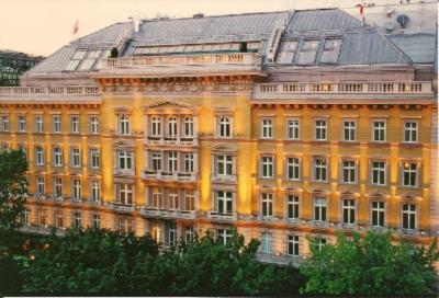 Image of Grand Hotel Wien