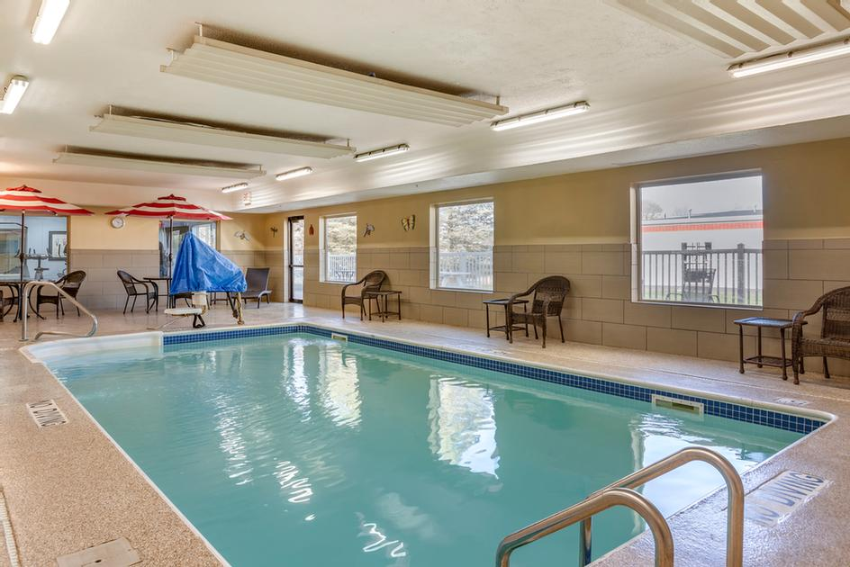 Indoor Pool With Outdoor Sundeck 4 of 9