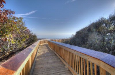 Stroll Our Boardwalk To The Ocean. 8 of 9