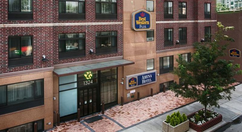 Best Western Plus Arena Hotel 1324 Atlantic Ave Brooklyn Ny 11216