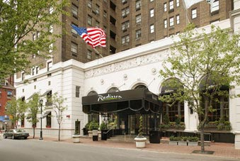 Radisson Plaza Warwick Hotel 1 of 11