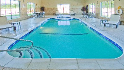 Indoor Pool 4 of 12