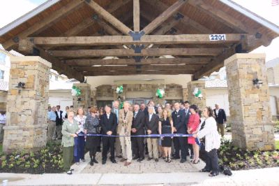 Our Ribbon Cutting! 9 of 11