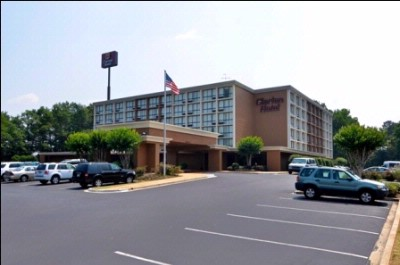 Image of Clarion Hotel Atlanta Airport
