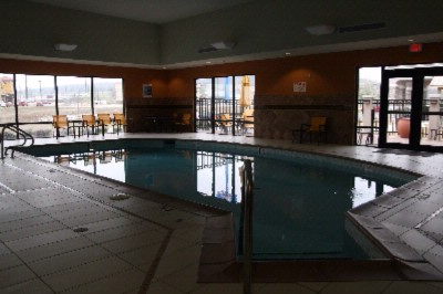 Indoor Heated Pool And Whirlpool 7 of 10
