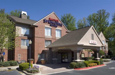 Springhill Suites by Marriott Alpharetta 1 of 7