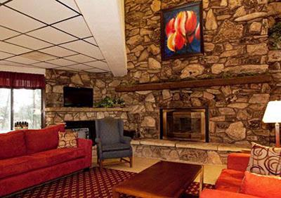 Lobby With Fireplace 4 of 8