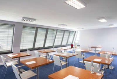 Our Top Floor Meeting Room Reflects Lisbon\'s Sunlight 9 of 10