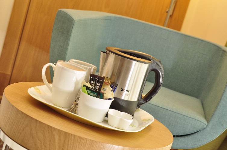Facilities: Relax With A Cup Of Complimentary Coffee 15 of 16