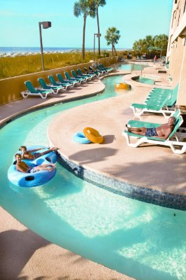 Oceanfront Lazy River 4 of 10