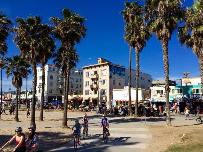 Venice Beach Suites & Hotel From A Distance 2 of 11