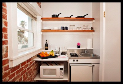 Each Room Has A Mini-Kitchen 8 of 11