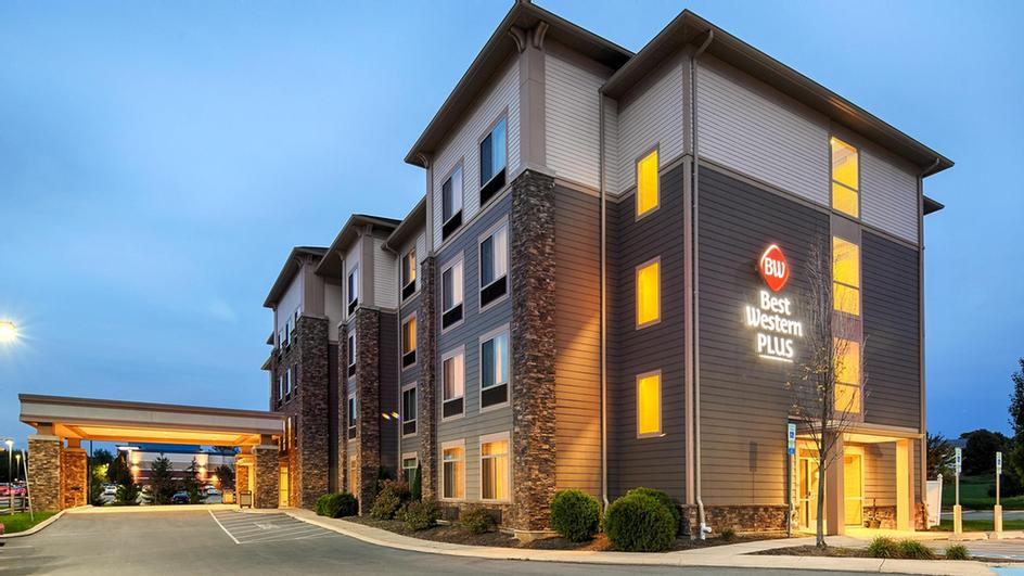 Image of Best Western University Plus Park Inn & Suites