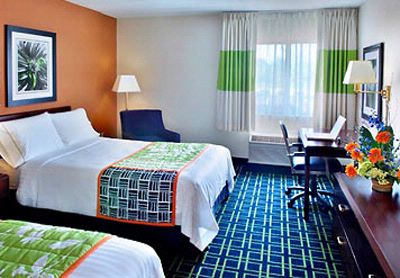 Image of Fairfield Inn & Suites Austintown