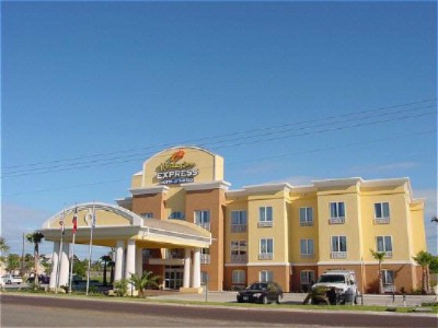 Holiday Inn Express Hotel Suites 727 South 11th St Port Aransas Tx 78373