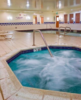 Indoor Pool & Spa 5 of 9